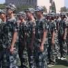 中国の軍練で学ぶ立ち居振る舞いがコレ