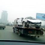 交通事故車を見てお気の毒だと思ったこと