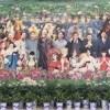 中国のホテルの壁画の民族の絵の中に…まゆゆが?