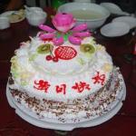 生日派对 ー 中国のお金持ち式 誕生日プレゼントの送り方