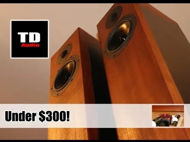 DIY Speaker by Toids DIY Audio and KMA