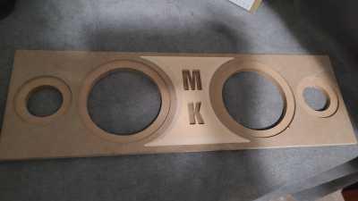 MK Boom boombox front test