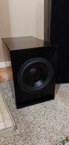 12 inch Dayton Audio HF