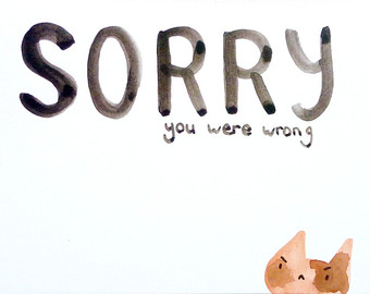 you-are-wrong