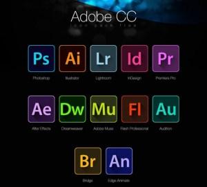 Các bản cập nhật tất cả phần mềm Adobe phiên bản CC 2015 tháng 2/2016 [Win/Mac]