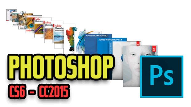 Tải phần mềm Photoshop win/mac (tất cả phiên bản)
