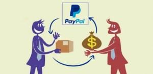 mua bán hàng hóa thanh toán bằng Paypal