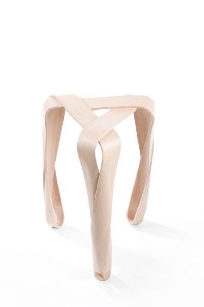 ribbon stool/ lutyk