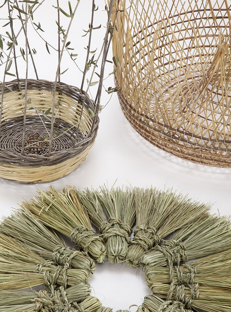 belvedere baskets/ fabricafeatures