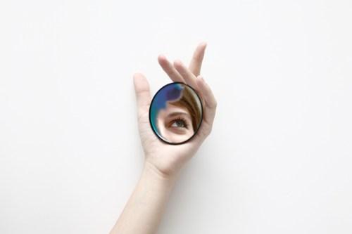 francis mirror/ constanceguisset
