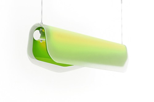 algae lighting/ Christian Vivanco