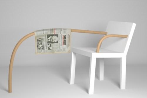 hypertrophy chair / nocc studio
