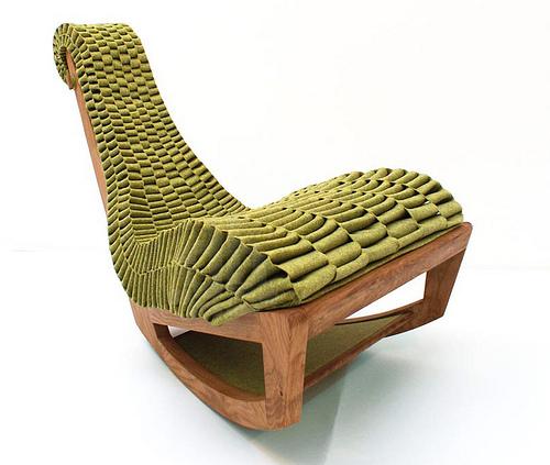 ivy chair/ Enrico Gondim