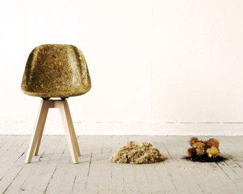 thistle chair / spyros kizispd