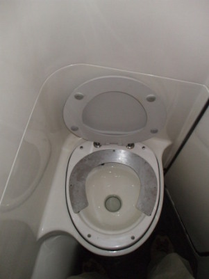 Bus Toilets  Toilets of the World