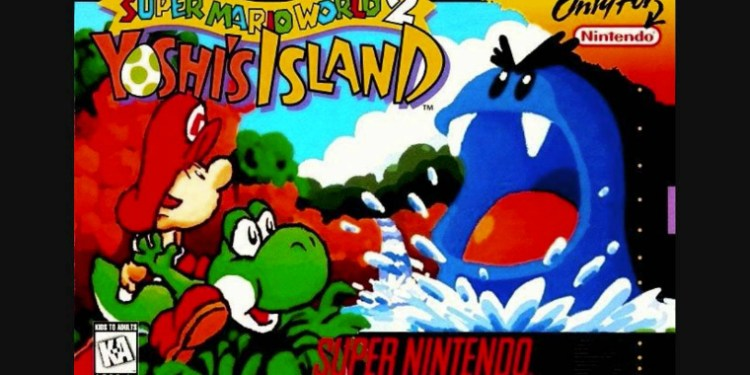 Retro Gaming Review: Yoshi's Island – The Toilet Ov Hell
