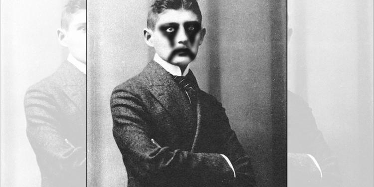 Kafka in Corpse Paint with a hidden :sacson: