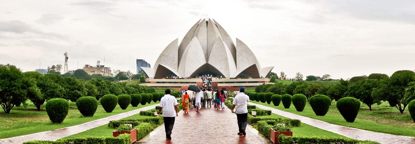 lotus temple delhi history
