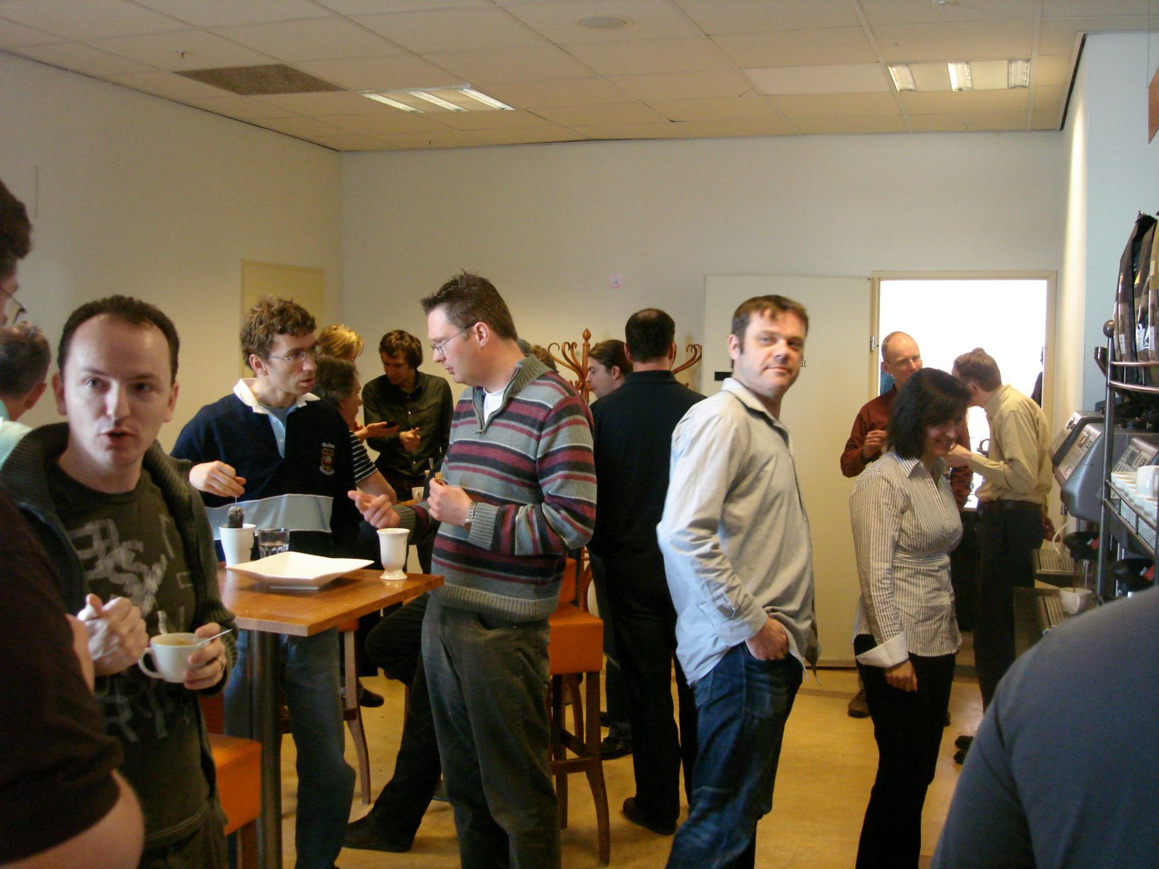 Networking and evaluations