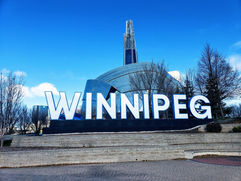 Winnipeg, Manitoba, Canada – 2 Day Trip