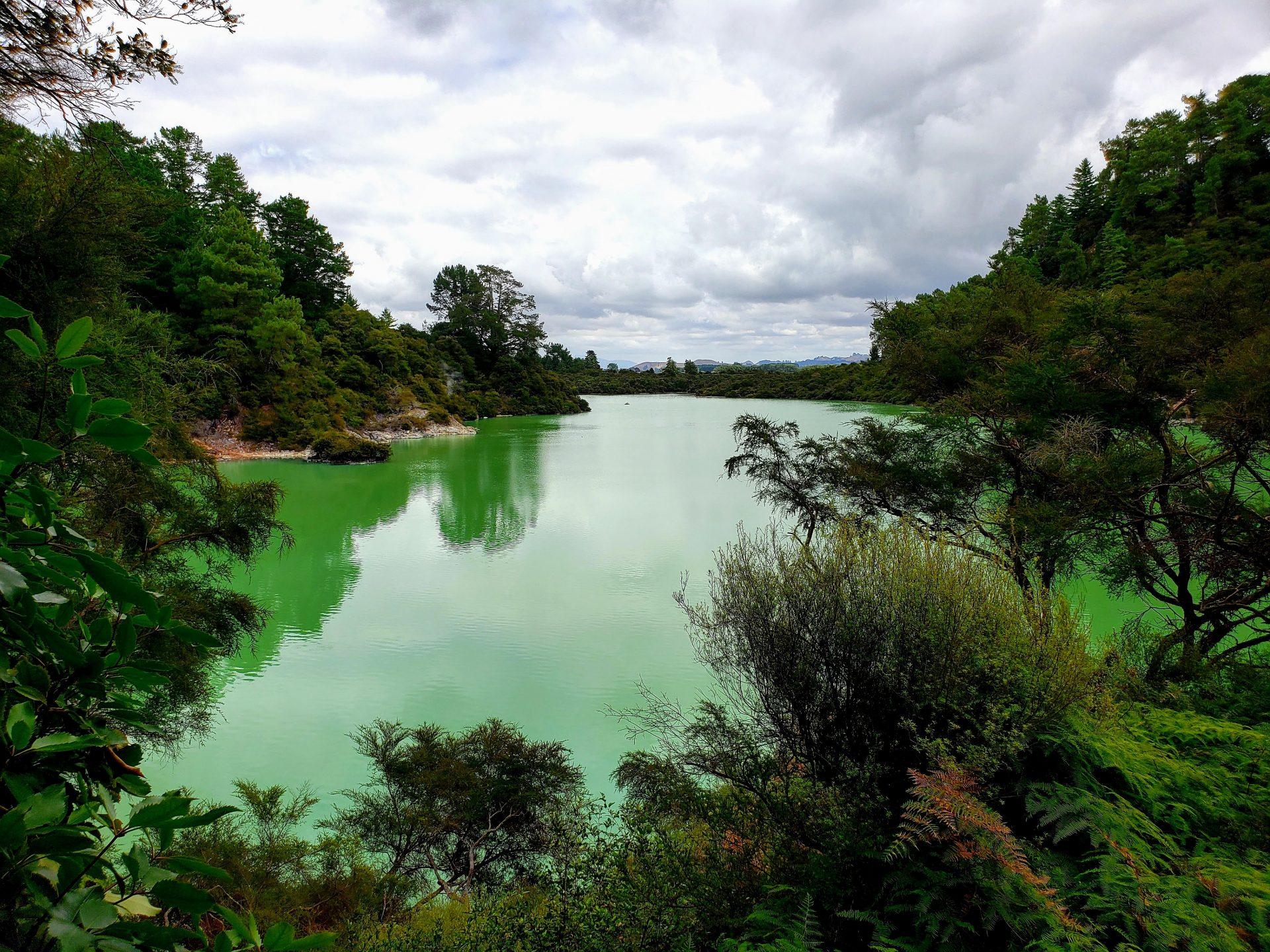 Rotorua, Bay of Plenty, New Zealand – 2 Day Trip