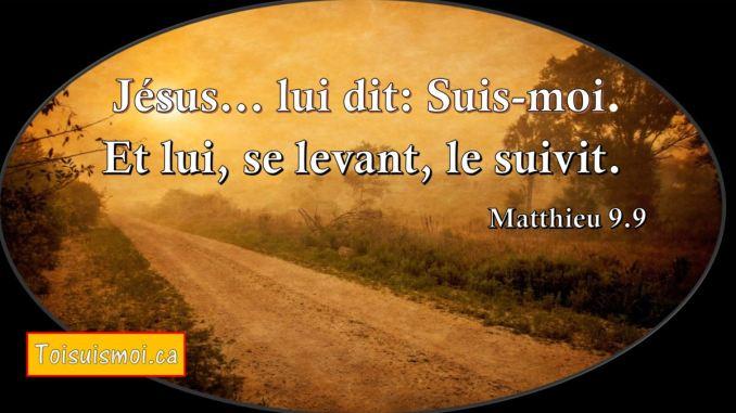 Matthieu 9.9