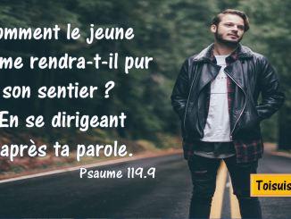 Psaume 119.9