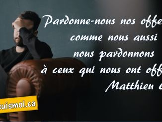 Matthieu 6.12
