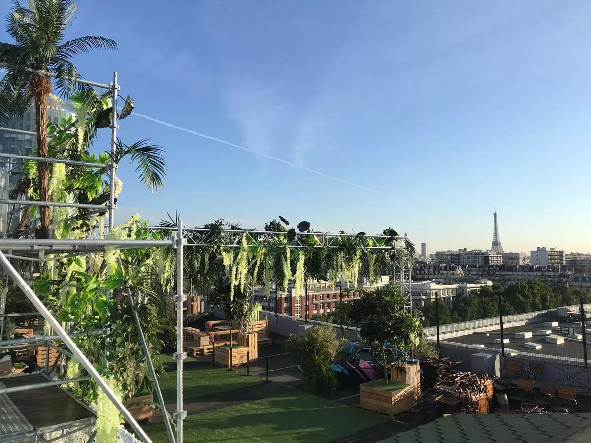 Le Jardin Suspendu  Rooftop  privatiser gratuitement sur Toi Toi Mon Toit