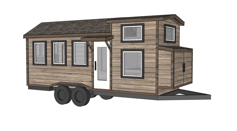 tiny house prix france wanderlust tiny house tiny house. Black Bedroom Furniture Sets. Home Design Ideas