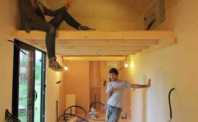 Auto Construire Une Tiny House L Aventure Un Peu Folle