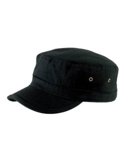 Atlantis Army Cap Urban Black