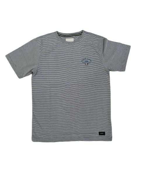 Bison T-shirt New Nautique Blue