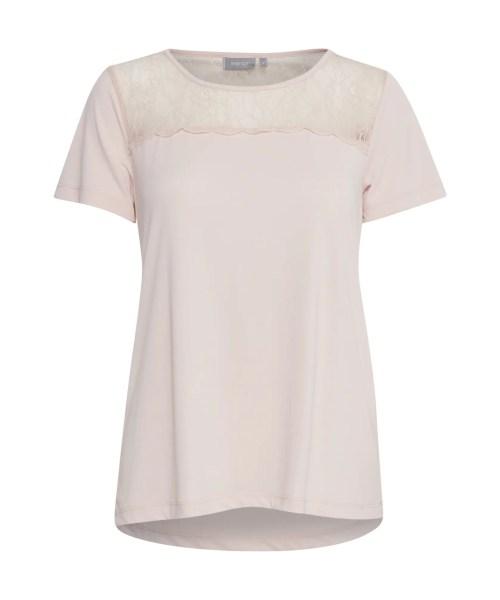 Fransa Fritluxe 3 T-shirt English Rose
