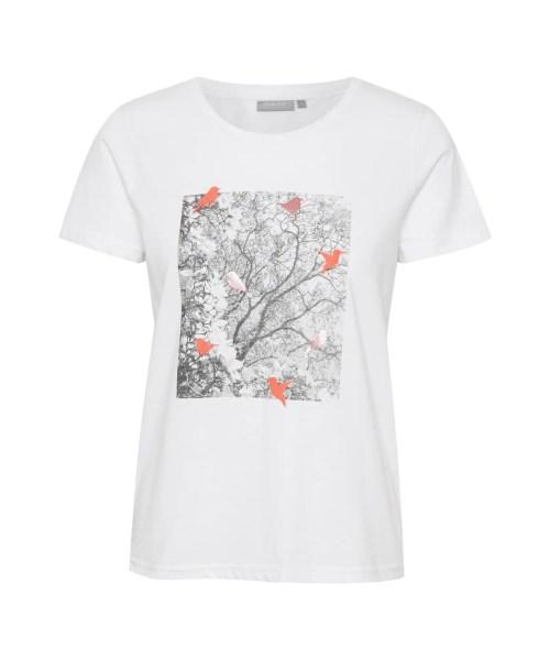 Fransa Fritorga 1 T-shirt Red Birds