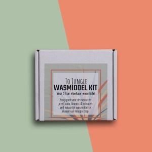 DIY wasmiddel kit