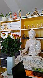 Goldenes Handtuch Massage Termin