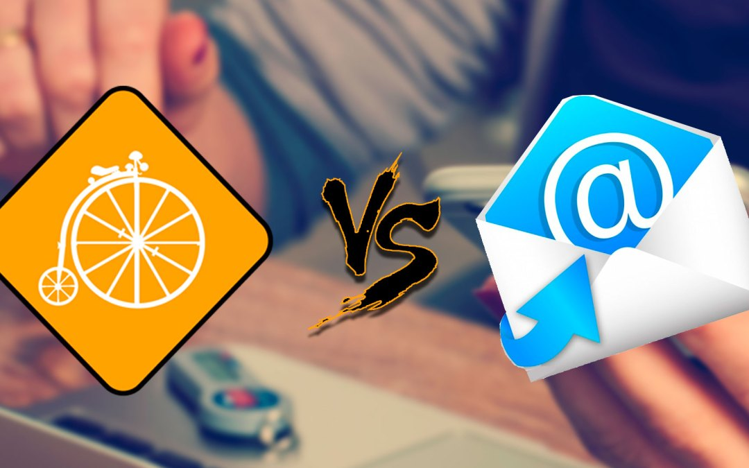 Por qué es mejor enviar siempre un TokApp a un correo electrónico