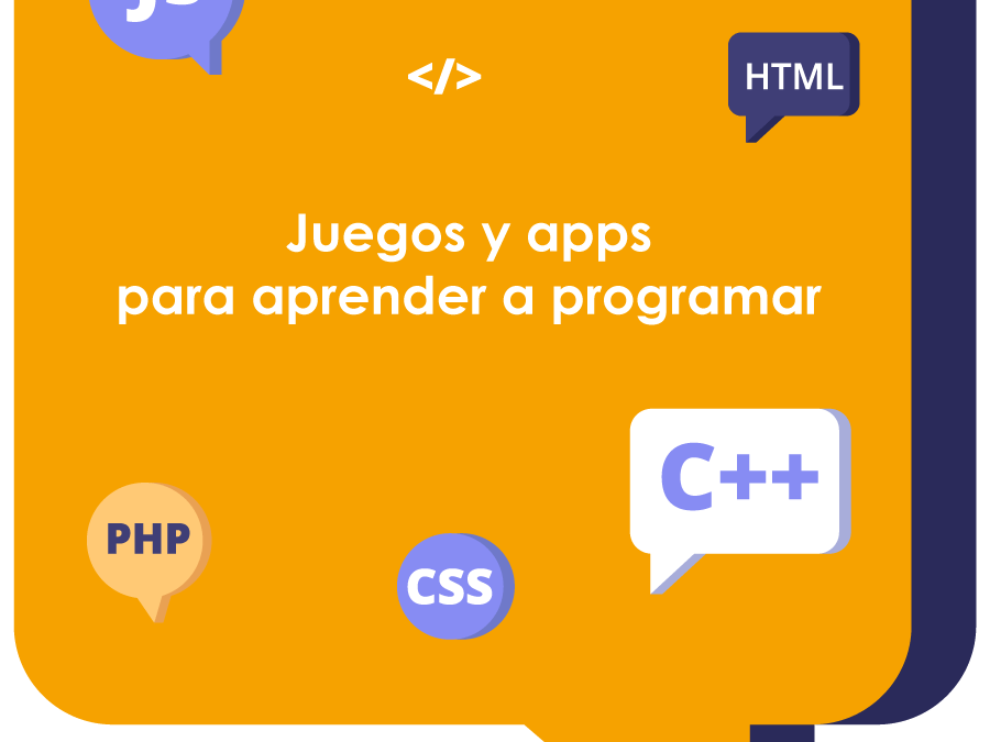 Apps y juegos para aprender a programar