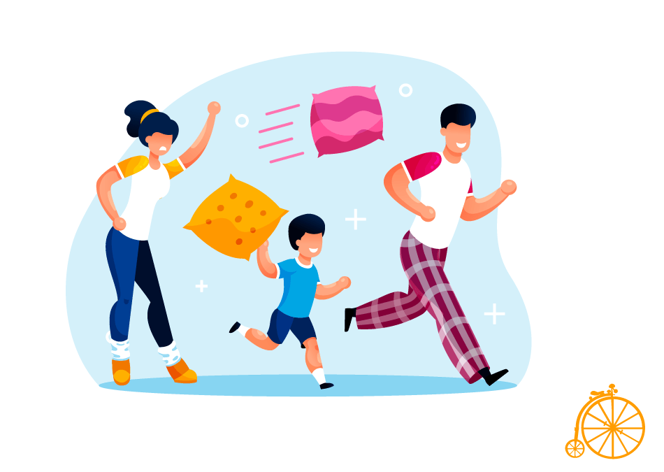 ¿Qué hacer con los niños cuando estamos en casa?