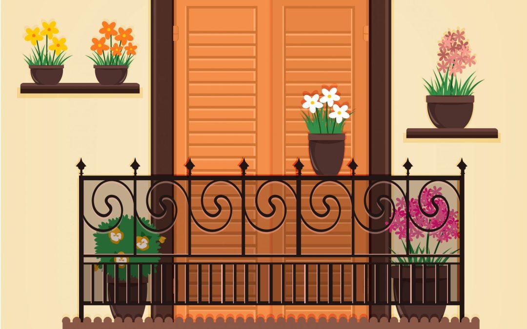 ¿Cómo crear un huerto sostenible en tu balcón?