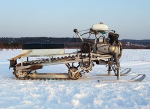 Сноуборд металл жақтауы