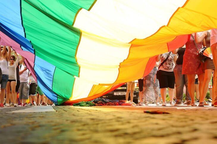 гей-парад Прага 4315