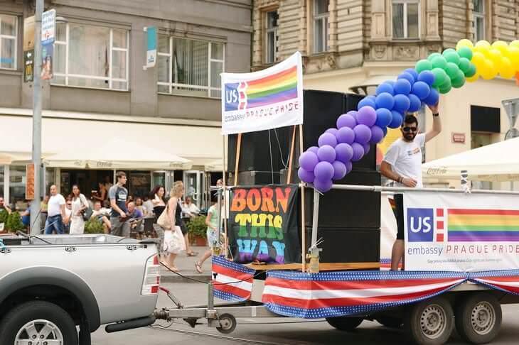 гей-парад Прага 4245