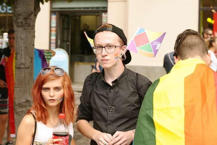 гей-парад Прага 4287