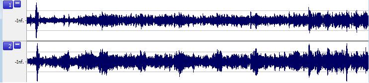 Звукові доріжки, де присутній звук хлопавки.