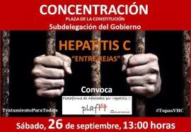 Concentración Topas Subdelegación 26 septiembre