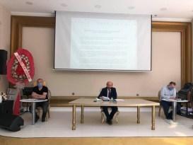 Niksar Belediye Meclisi'nden İsrail'e kınama