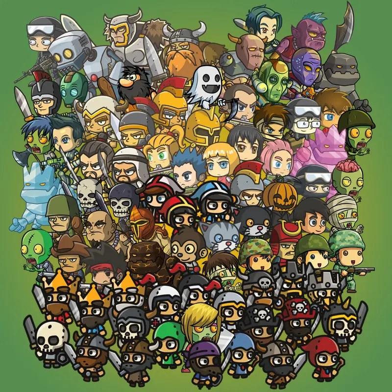 2D Game Art Bundle