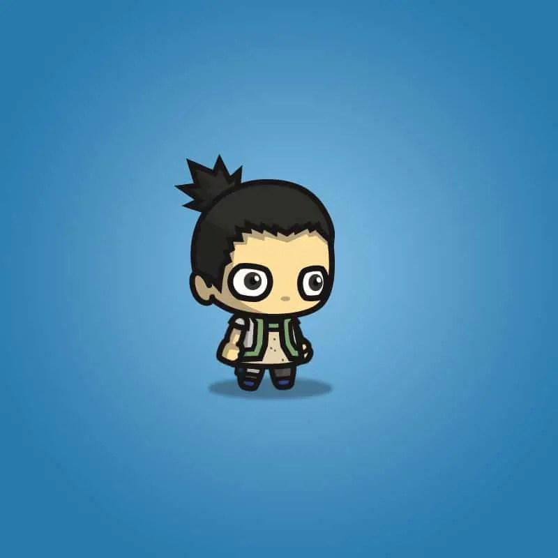 Pigtail Shinobi Guy